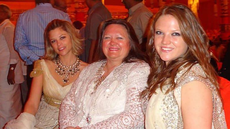Forbes rich list: Gina Rinehart's children join billionaires' club