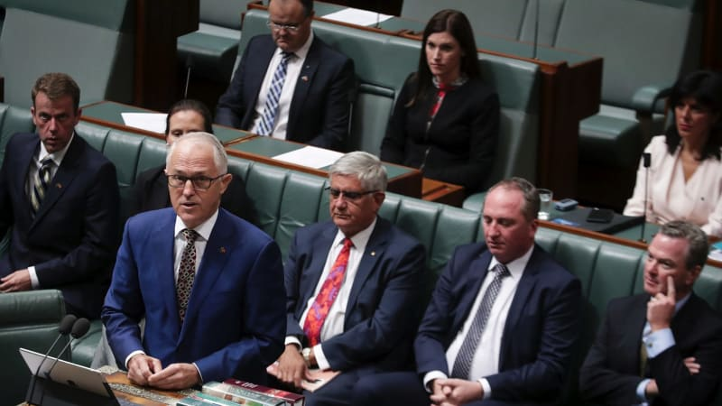 The fateful eight: how Malcolm Turnbull can rescue his government