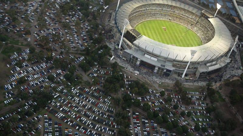MCG car park to close for major sporting events