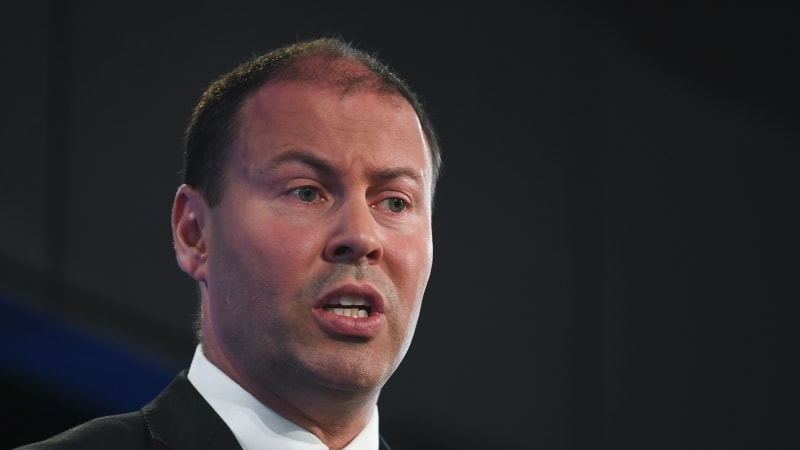 Josh Frydenberg accuses Alan Jones of peddling conspiracy theories