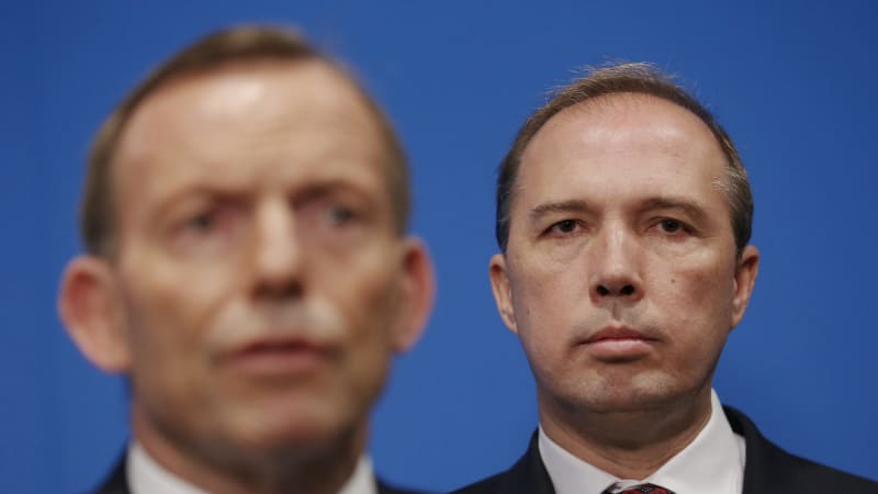 Tony Abbott says Peter Dutton is 'absolutely right' about white South African farmers