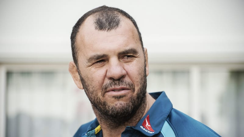 'Find another idol': Michael Cheika on Folau's anti-gay comments