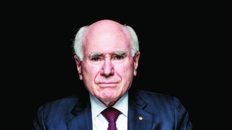 John Howard on sex ed: thanks but no thanks