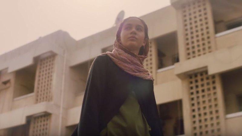 dormitar Pronombre fatiga  Nike's women in sports ad strikes nerve in Arab world
