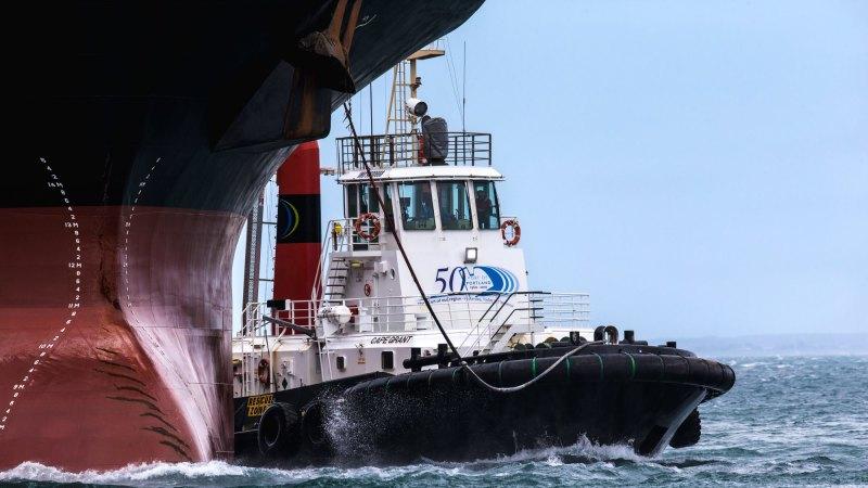 Portland's tugboats the shepherds of ships