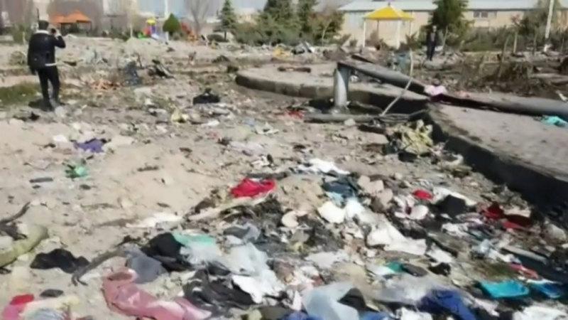 Iran arrests those responsible for Ukrainian plane crash