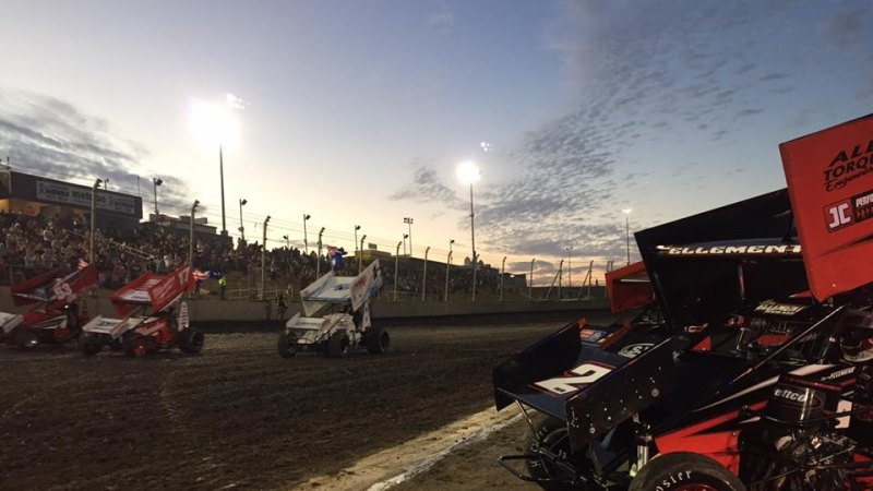 Girl, 8, dies after horror drag race crash at Perth Motorplex