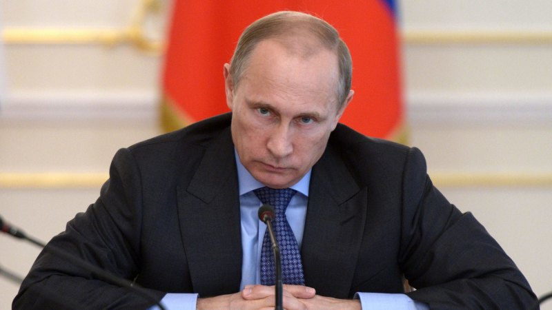 Vladimir Putin A Wife Beater Depressive Drinker Claims Documentary