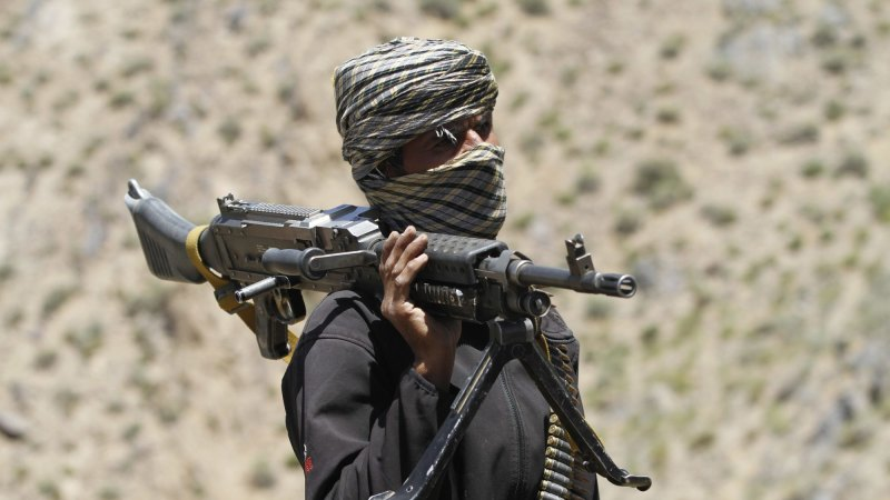 In a sign of new Taliban brutality, a young man is skinned alive