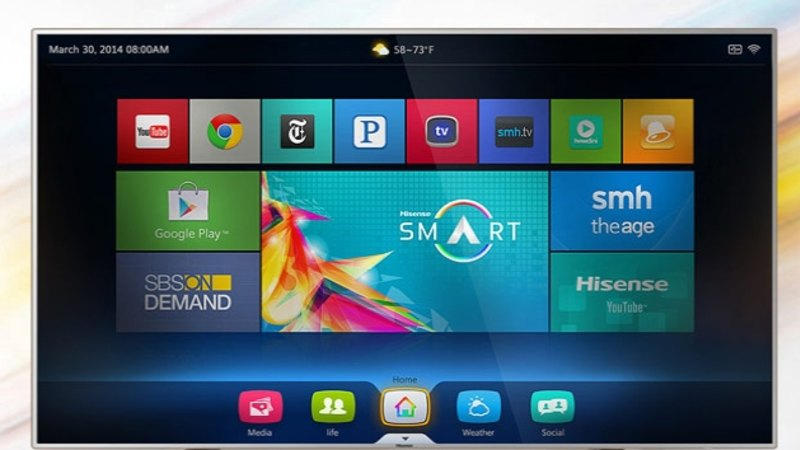 Hands on: Hisense Android TV