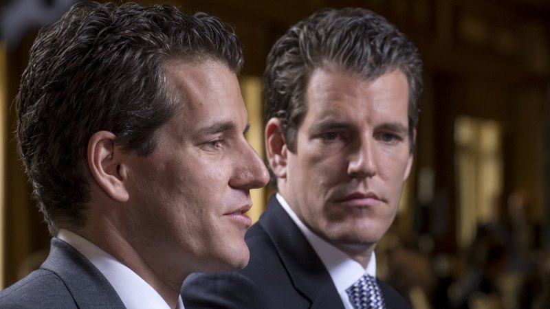 Bitcoin's plunge hits Winklevoss twins, turning them into ex
