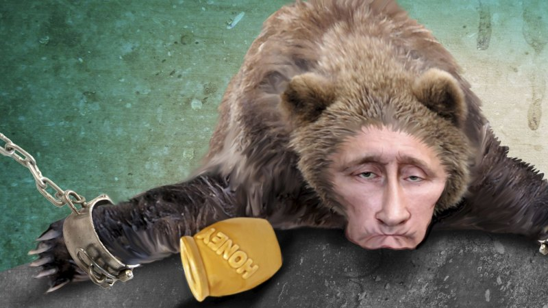 Plummeting Oil Price Leaves Russia S Warrior Czar Vladimir Putin On Thin Ice