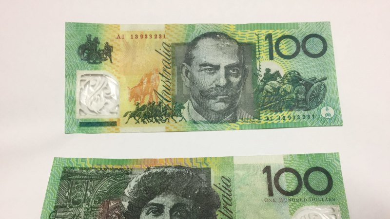 Counterfeiters flood Melbourne with fake $100 notes