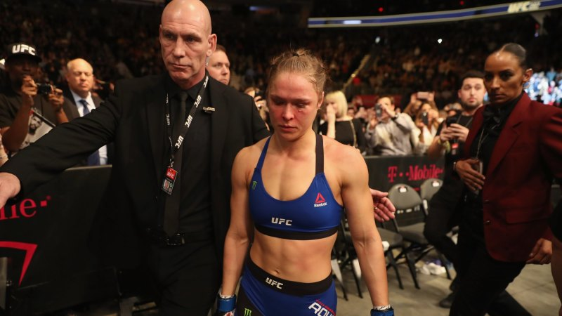 Ronda Rousey Speaks Out After Ufc 207 Loss To Amanda Nunes