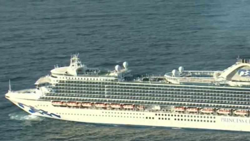 Coronavirus: Cruise ship dilemma