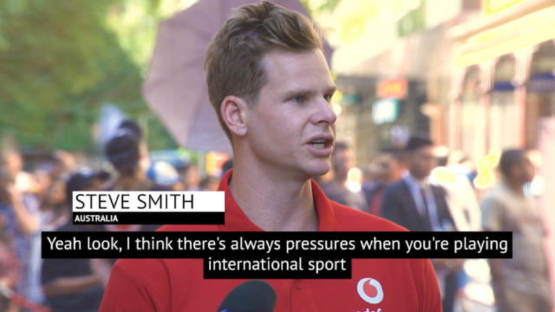 It's a real issue in Australia - Smith