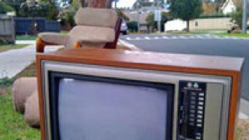 Convert ancient TVs to digital