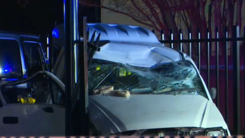 Two teens dead, one fights for life after Cranbourne crash