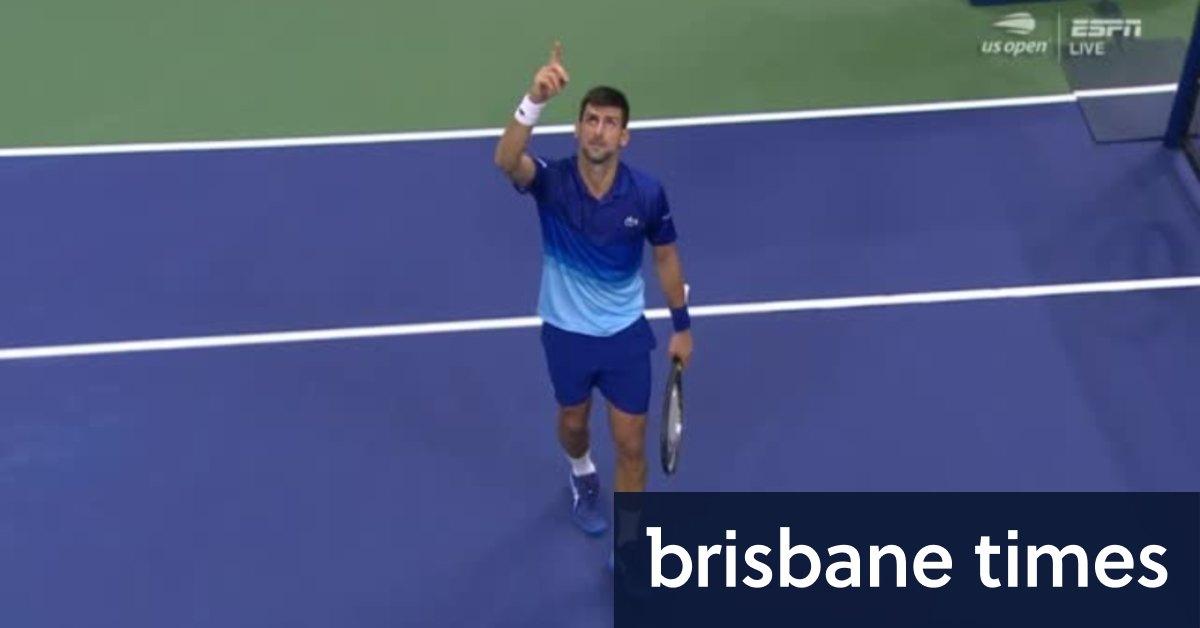 Djokovic keeps Grand Slam dream alive - Brisbane Times