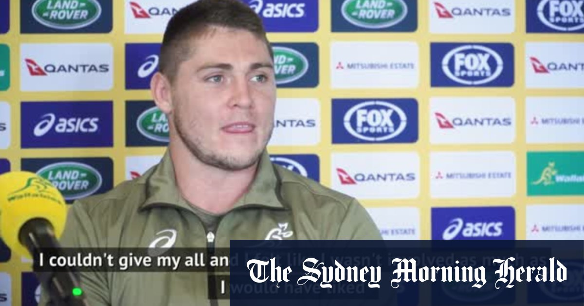 Video: No.10 is my best spot to give my all - O'Connor