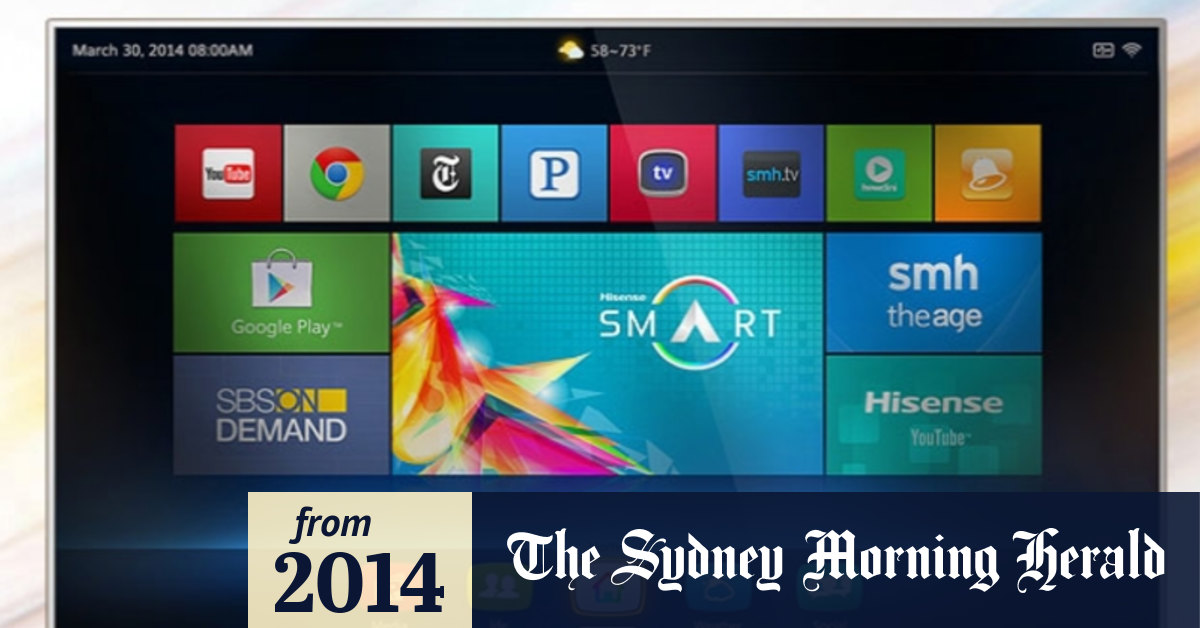 Hands On Hisense Android Tv