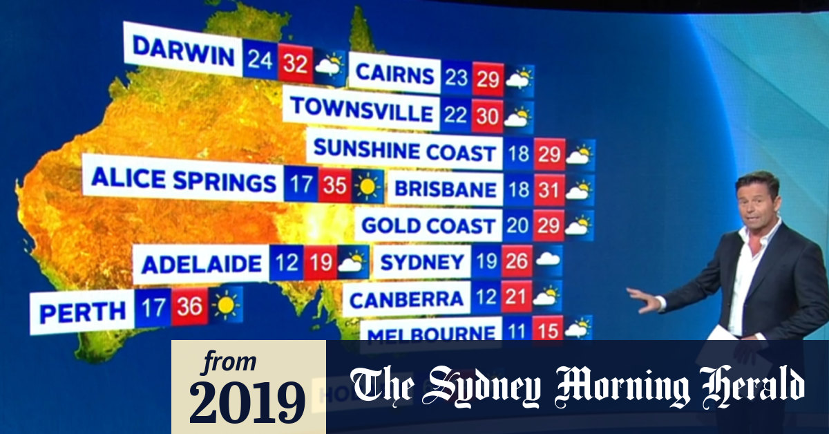 Video: National weather forecast - April 9