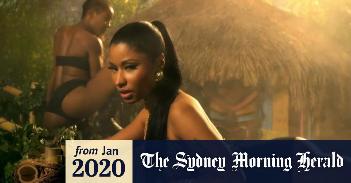 Nicki Minajs Anaconda Music Video To Feature Kelly