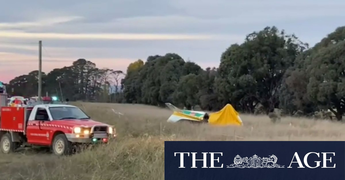 Video: NSW teen among victims of plane crash near Canberra
