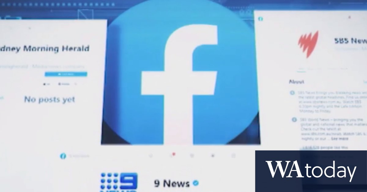 Video: Facebook to restore Australian news page after deal