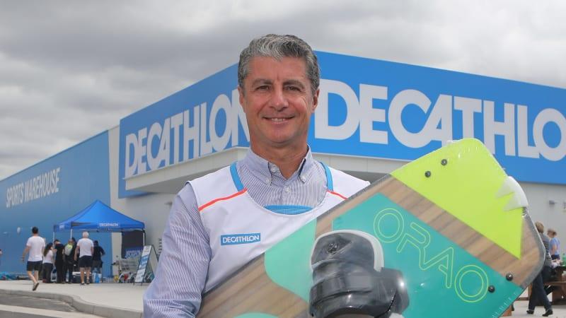 86b456b5b Decathlon opens first Australian store