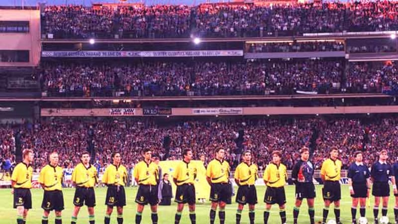Image result for 1997 Socceroos