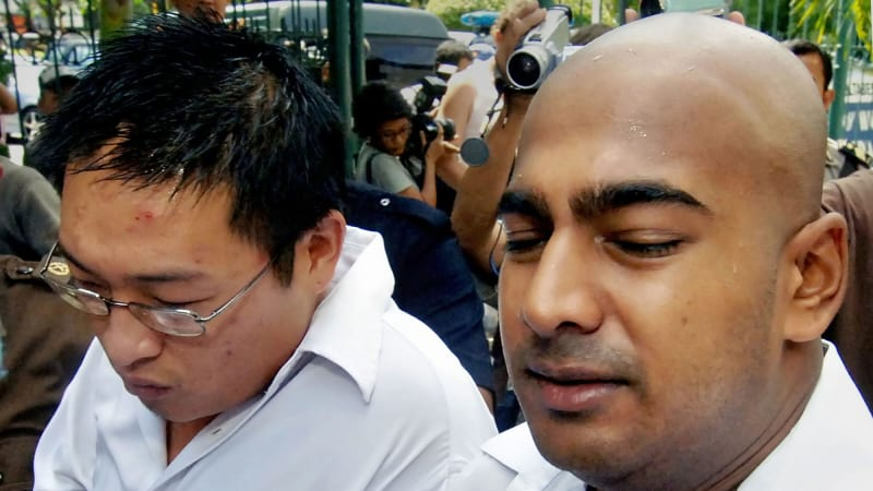 chan and sukumaran should not They should not be fined  but this is not the case with heroin, the drug chan, sukumaran and seven others were planning to smuggle out of indonesia in 2005.
