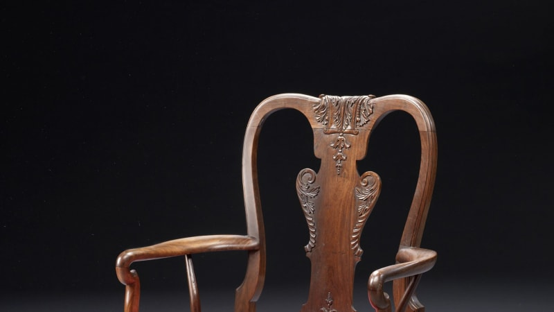 - UK Antique Study Indicates 'brown Furniture' Prices Stabilising