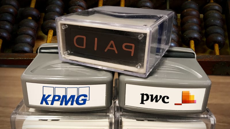 The ACCC's cartel probe into Deloitte, EY, KPMG, PwC