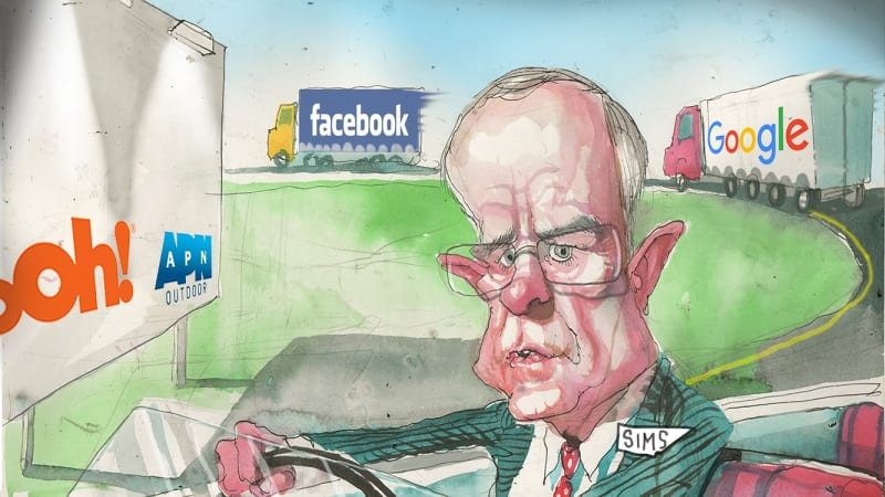 How the ACCC got to the heart of media's Google and Facebook struggle