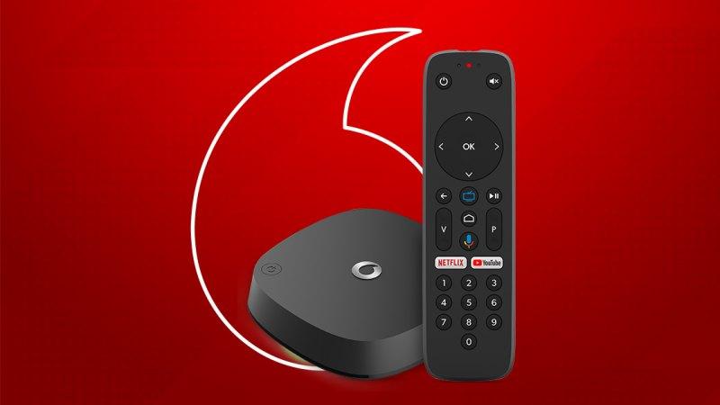 Vodafone Streaming