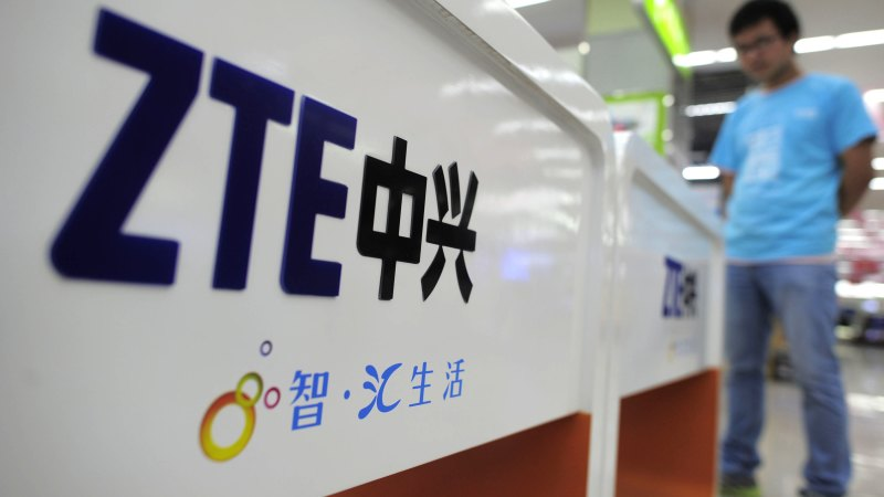 Chinas Zte Signs Preliminary Agreement To Lift Us Ban Sources