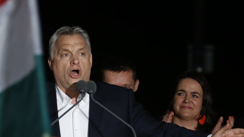 Hungary's anti-immigration prime minister clinches another ...