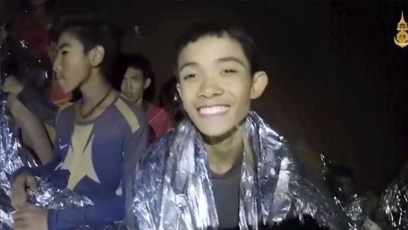 Reason we cared so much for trapped Thai boys