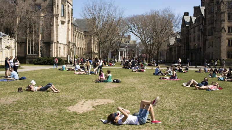 Yale has made its most popular class available online for free