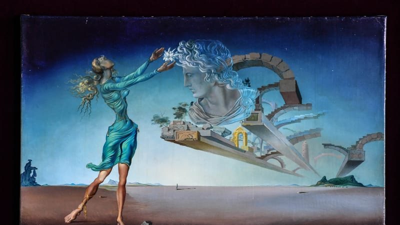 Ngv Wants You To Help Buy Australia S First Dali Painting