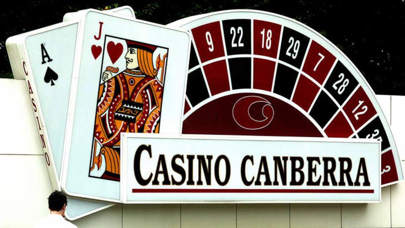 Canberra Casino Pokies