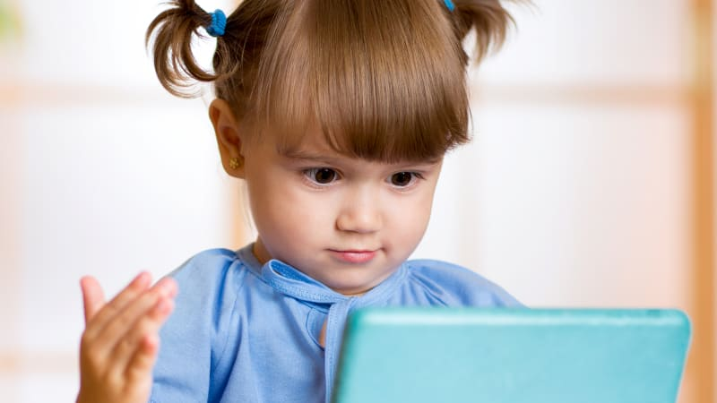 Shock horror: screens may not be ruining your children after all