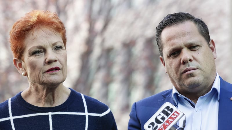 The problem with personality politics: Why Pauline Hanson's troubles are inevitable