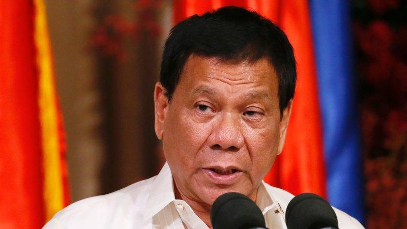 Australia slams Philippines president over drug killings
