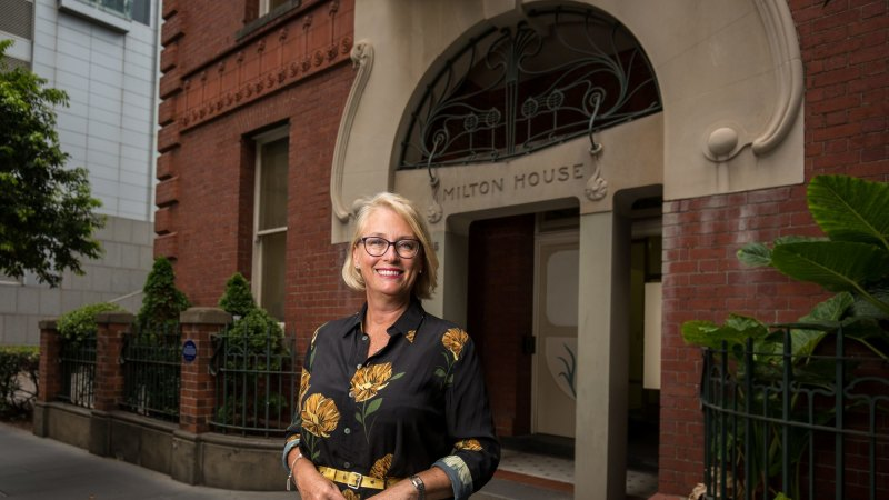 How Lord Mayor Sally Capp was shaped by Melbourne's Flinders Lane