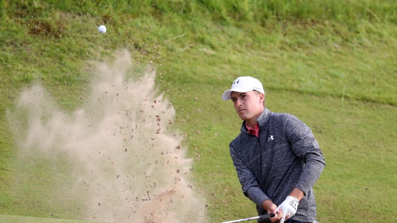 5a5cd854351f Australian Open golf 2017  Jordan Spieth searches for weight gain amidst  Stonehaven Cup defence