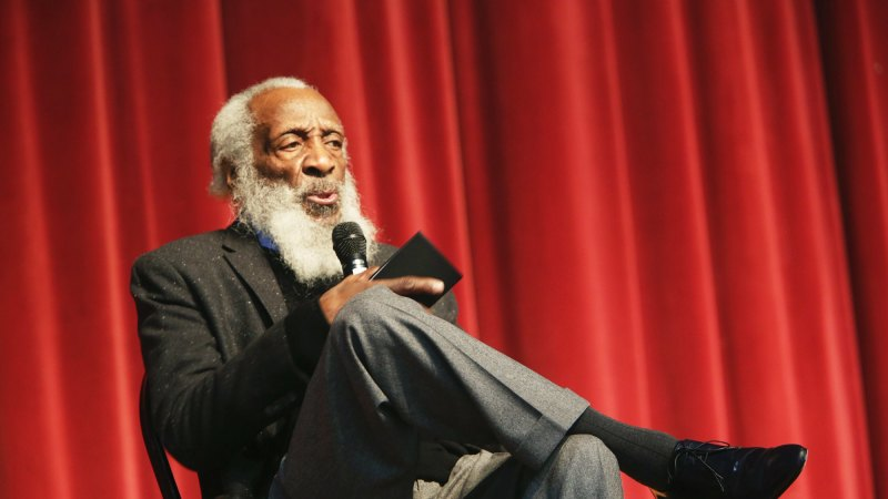 Dick gregory kelp picture 150