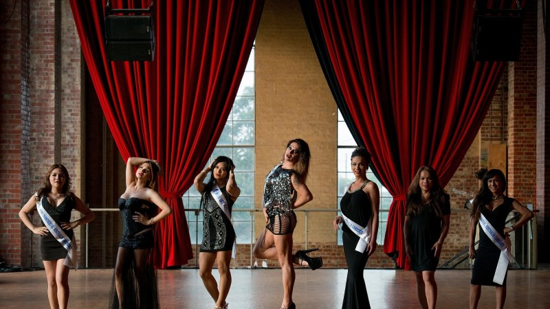 Out and proud: Miss Gay and Miss Transsexual Australia comes to Newport for  Midsumma Festival
