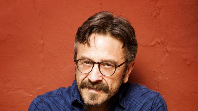 How Marc Maron A Once Angry Comic With A Coke Habit Became The